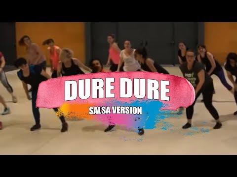 DURE DURE VERSIÓN SALSA - JeanCarlos Ft LaFame / ZUMBA Con ANA PÉREZ