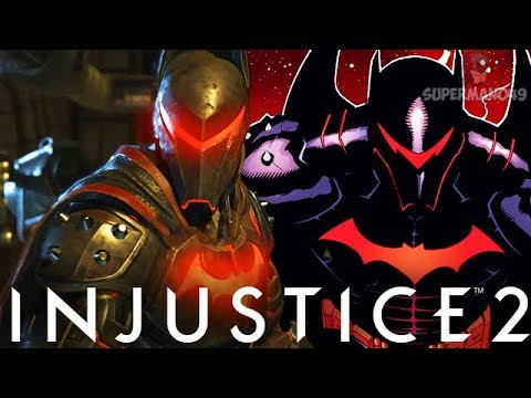"THE BEST LOOKING BATMAN OF ALL TIME! - Injustice 2 ""Batman"" NEW Epic Gear Gameplay"