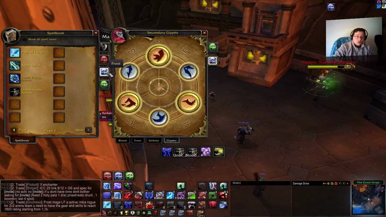 59 death knight twink guide