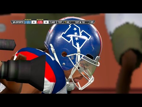 Madden NFL 12 NFL Pro Bowl Game NFC vs AFC
