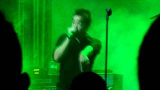 Hoobastank - The pressure (live) @ Lisbon 31-07-2011