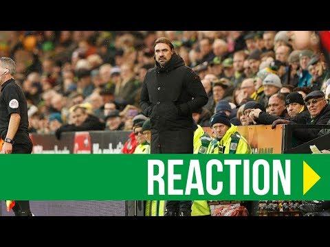 Norwich City 1-2 Sheffield United: Daniel Farke Reaction