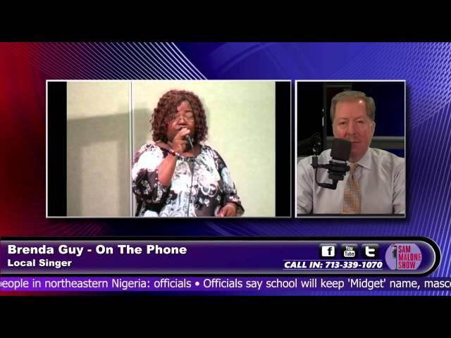 Brenda Guy on The Sam Malone Show