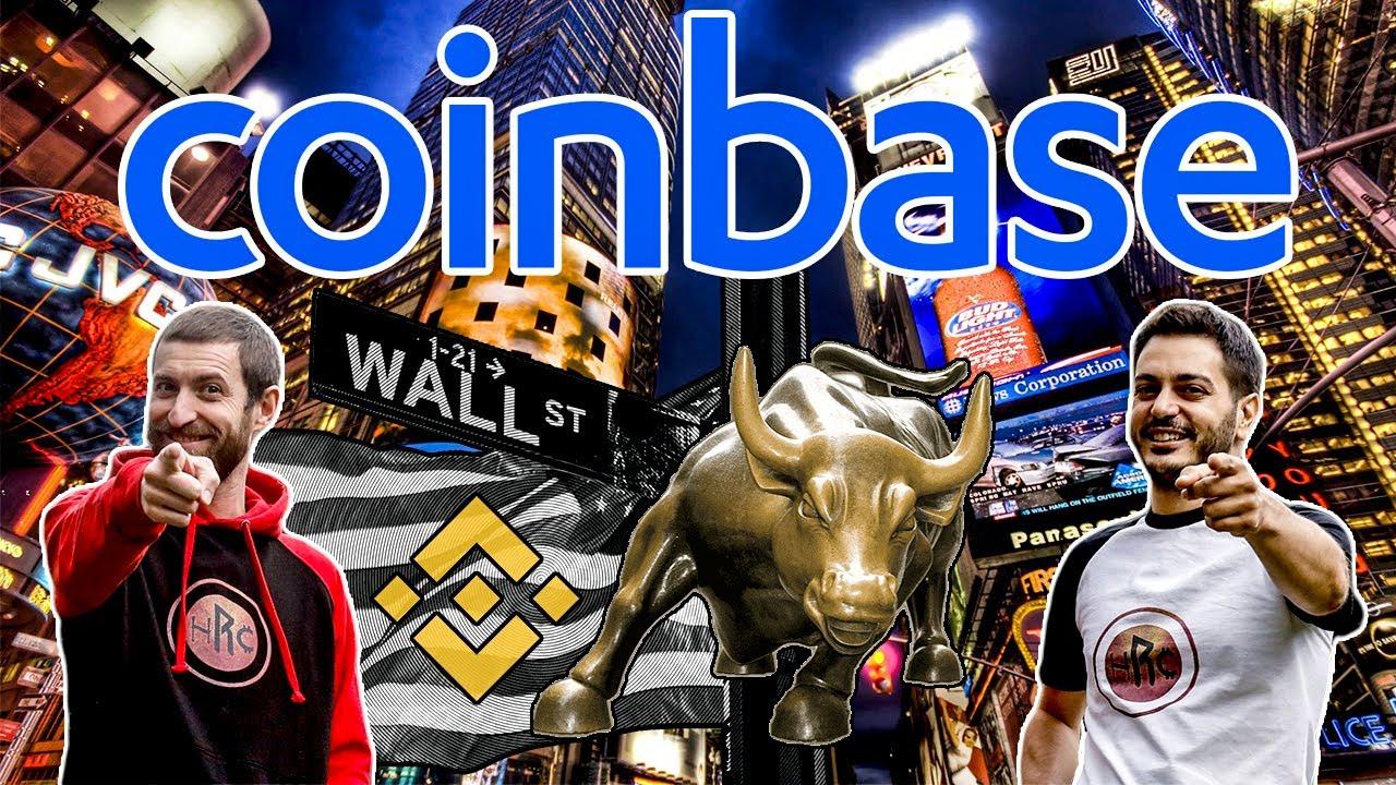 Coinbase fa impazzire Wall Street e Tutto il Mercato delle Criptovalute!