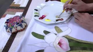 Toalha de mesa em patchwork – Ataide Depizzol PT2