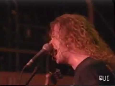 MetallicA - Creeping Death Moscow - Jason Newsted Part
