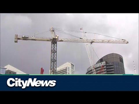 Crane style: Condo construction overwhelms city skyline
