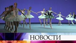В Большом театре большая премьера - одноактные балеты от легенд хореографии Баланчина и Бежара.