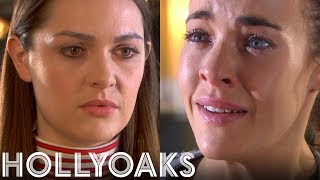 Hollyoaks: Lying To The Police?