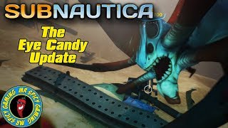 BUT WILL IT BLEND?  -  Subnautica Eye Candy Update Showcase