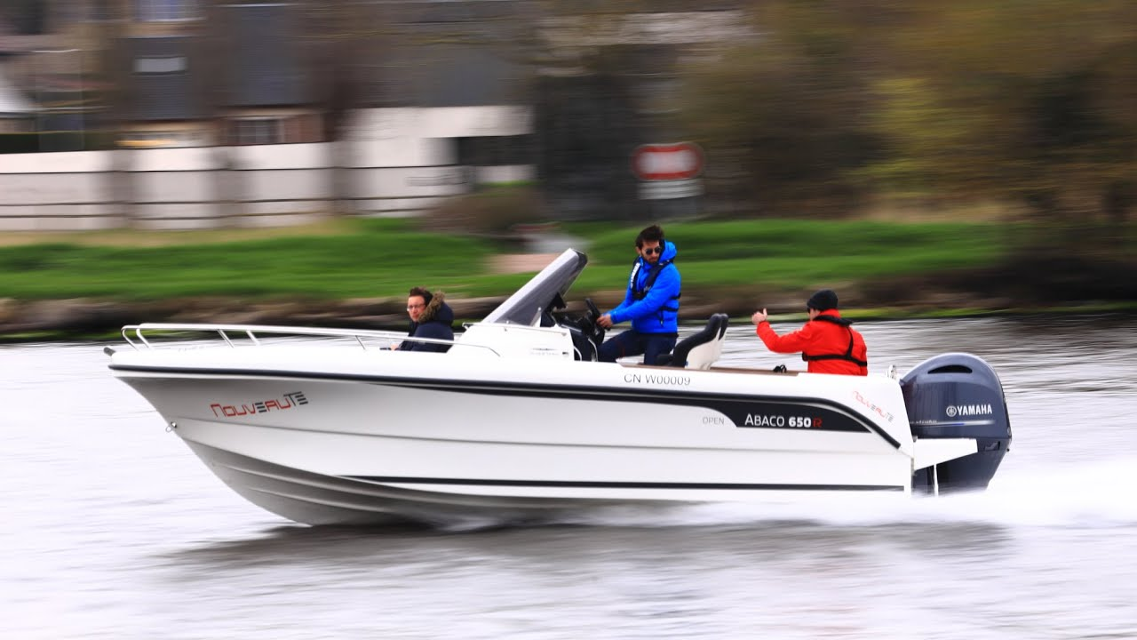 Boat fuel consumption and efficiency - Technical & Safety