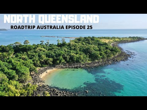 CAIRNS TO THE WHITSUNDAYS | OUR NEW FAVOURITE CAMP IN NORTH QUEENSLAND | Roadtrip Australia Ep. 25