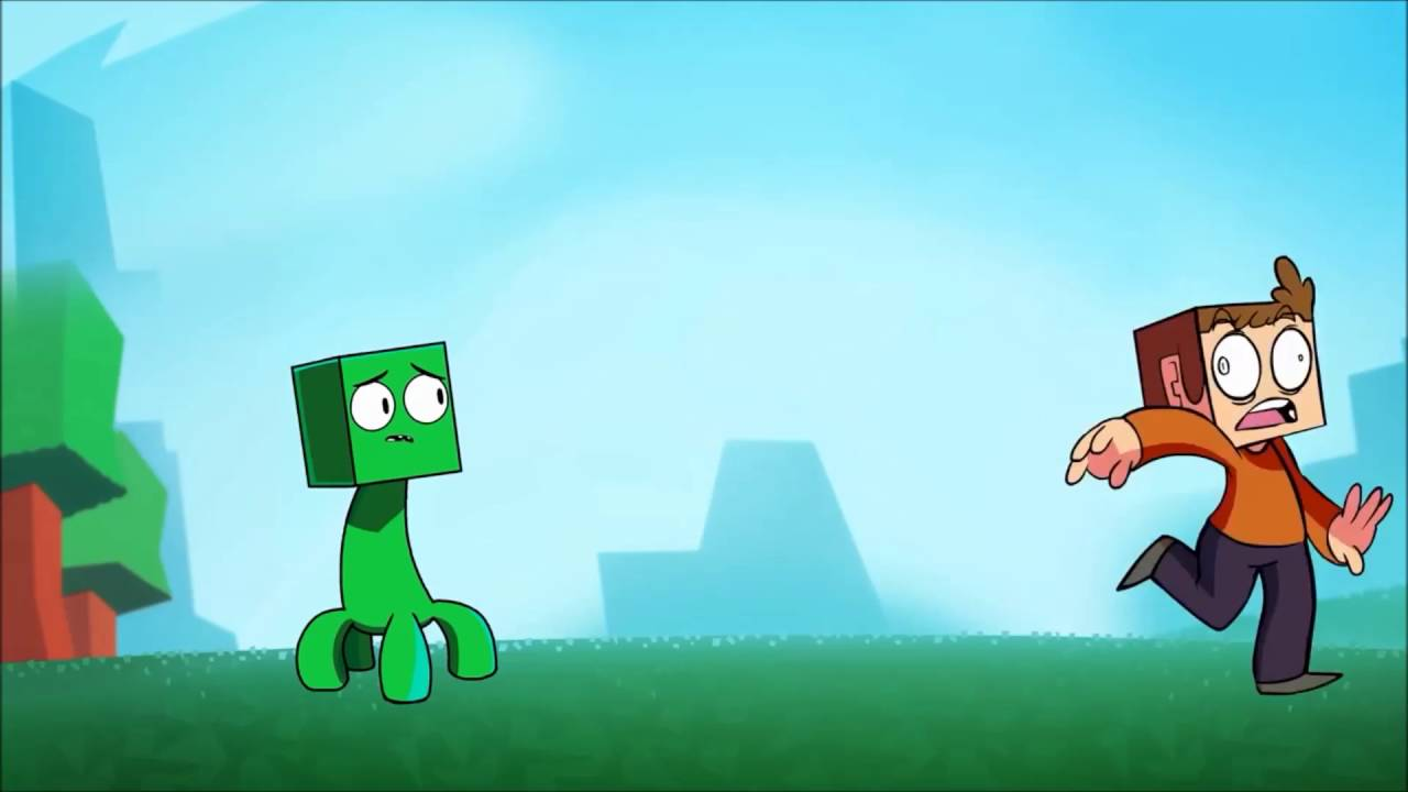 Minecraft is for EVERYONE! German Version - YouTube