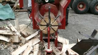 Homemade Firewood Processor Part 2