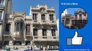 Lo que google maps se llevo - Montevideo Antiguo