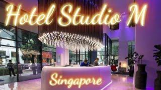 Studio M Hotel in Singapore