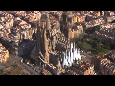 La construcción de la basílica de la Sagrada Familia concluye en 2026