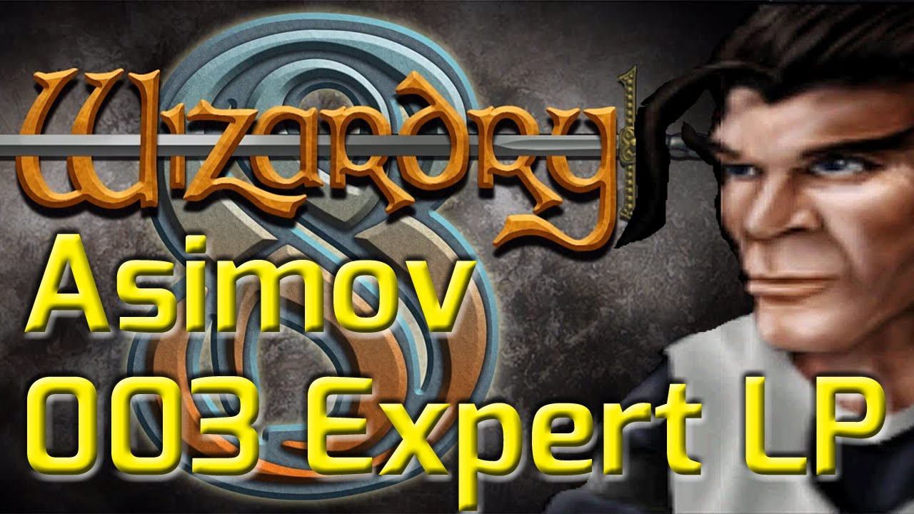 Asimov The Psionic 003 Lets Play Wizardry 8 Masters Of Magic Expert Gameplay Playthrough