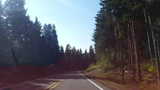 Cascades Back-roads & Byways. A relaxing video of the road.