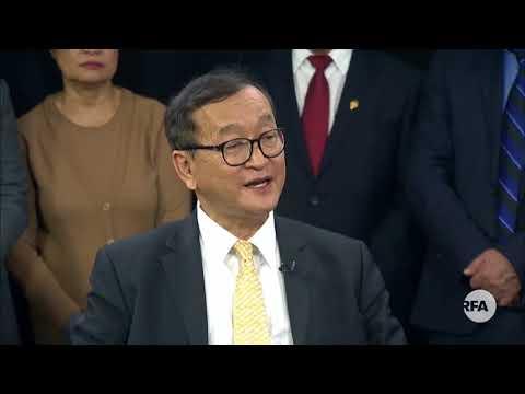 Interview Mr. Sam Rainsy and CNRP's Representatives