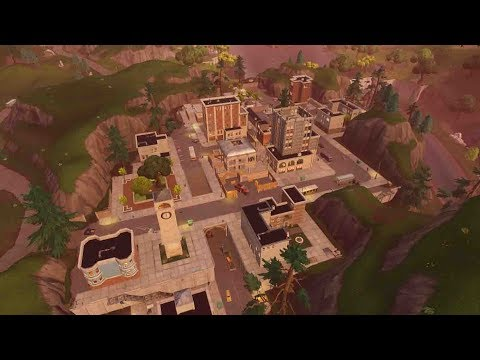 Fortnite Tilted Towers Upgraded In V4.5 Patch