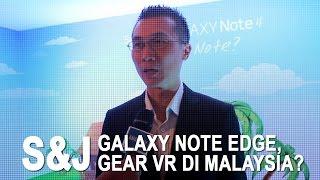 Tiada Perancangan Galaxy Note Edge Untuk Malaysia Buat Masa Ini