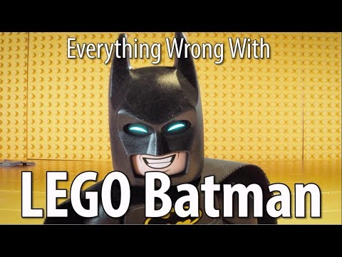 Download Youtube: Everything Wrong With The LEGO Batman Movie