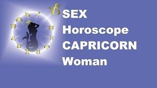 Sex Horoscope CAPRICORN Woman - Sexual Traits & the Capricorn woman Sexuality Horoscope
