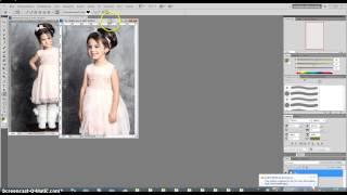 Урок фотошопа CS5