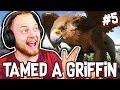 Ark: Ragnarok! - WE TAMED A GRIFFIN!! [#5]  Ragnarok Gameplay 