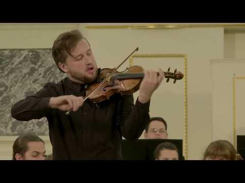 Pavel Milyukov (violin) 2017-11-08