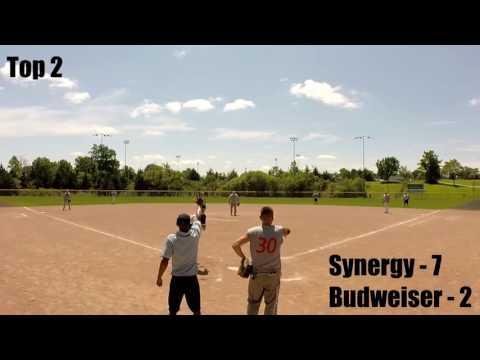2016 Missouri ASA D State - Synergy Sports vs Hannibal Budweiser