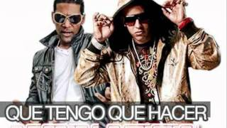Daddy Yankee Ft Omega el Fuerte - Que tengo que hacer (Official Remix)