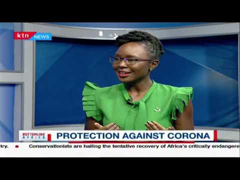 DR. Mercy Korir talks on measures to take in protection against Coronavirus | Bottomline Africa