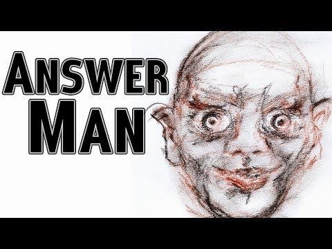 Answer Man | Ritual - Creepypasta German / Deutsch