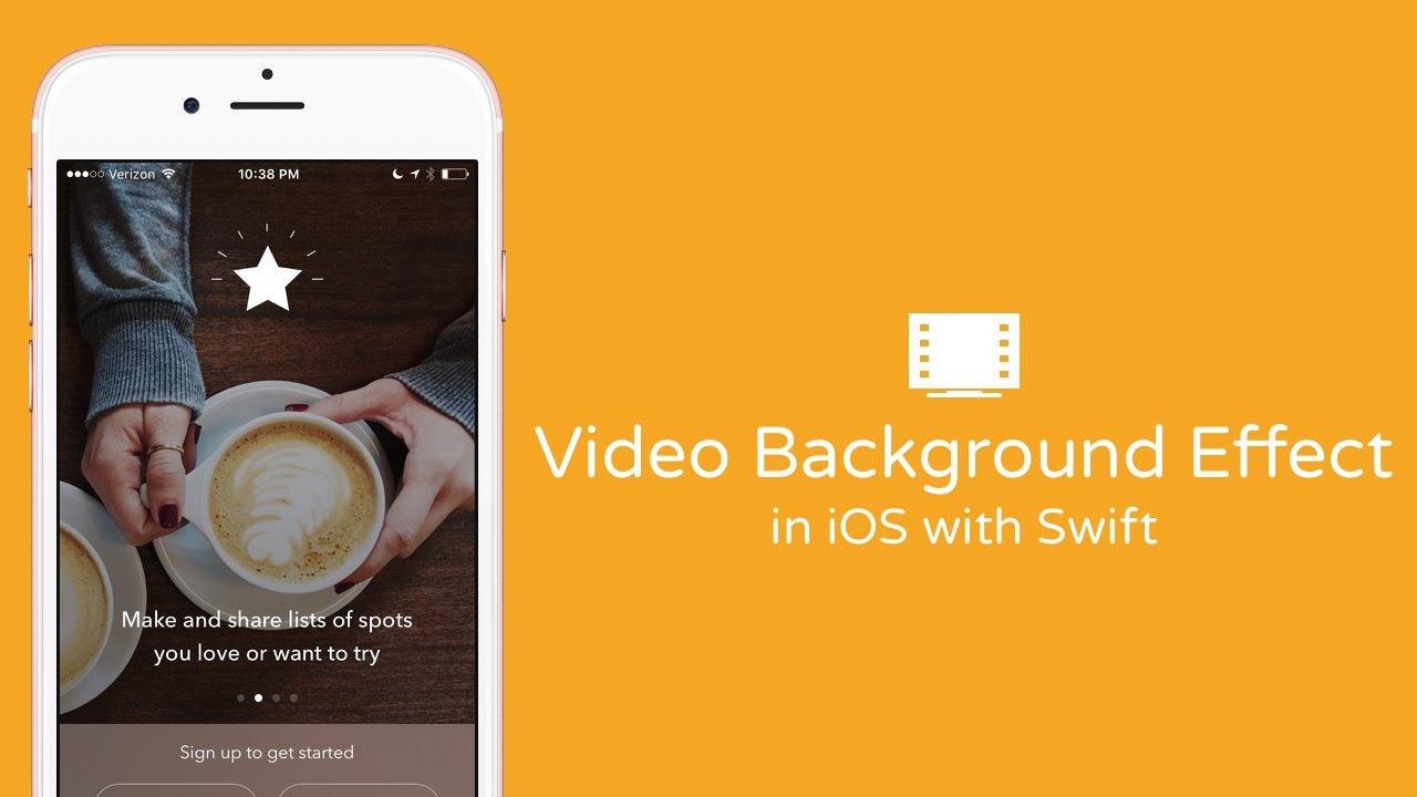 Code hangout 23: create video background screen ios development.