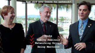 Business Networking And Sex....How Did You Learn To Network?