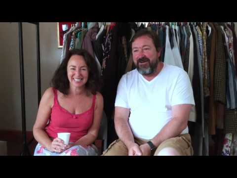 The House They Grew Up In  Quickfire questions with Samantha Spiro & Daniel Ryan