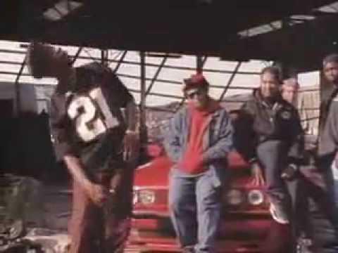 Fila FX 100 High BlackWhite Sneaker & Kool G Rap 1991