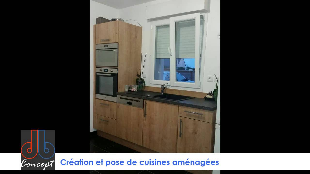 Deco brico concept cuisine am nag e salle de bain for Decoration de cuisine youtube