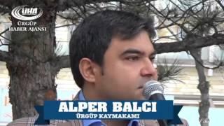 Ürgüp Kaymakamı Alper Balcı