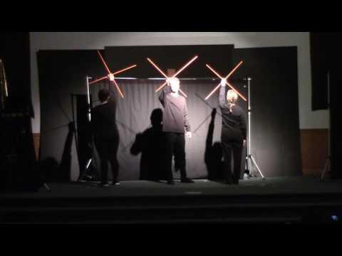 We Three Kings Dowel Rod Song Part 3 of 9 Christmas Program 2016