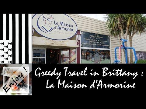 Greedy Travel in Brittany : La Maison d'Armorine (Quiberon)