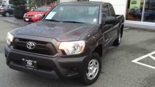 2012 Toyota Tacoma Preview, For Sale At Valley Toyota Scion In Chilliwack B.c. # 15824a