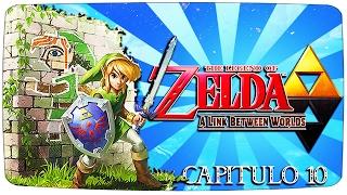 Vídeo The Legend of Zelda: A Link Between Worlds