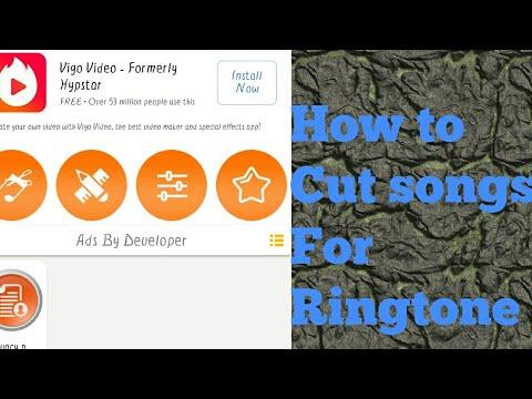 Best Mp3 Cutter App For Ringtone /tamil/