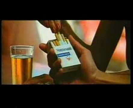 Peter Stuyvesant cigarette commercial 1985