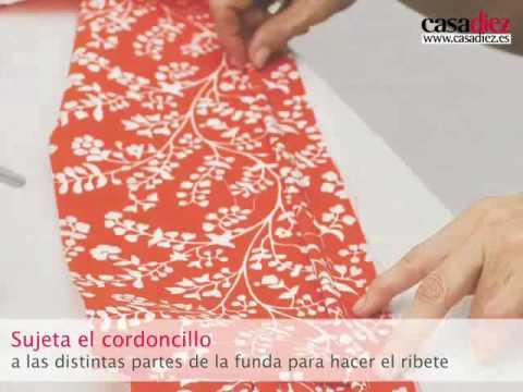 Fundas para colchonetas decoraci n de interiores youtube for Sofa exterior de obra