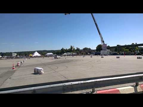 Slalom de Bière, Challenge Audi Sport 28.06.2015