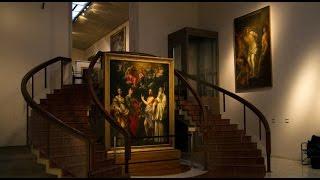 Edinho filma Pinacoteca Nazionale Bologna-1 GUIDO RENI(, 2010-12-31T10:47:05.000Z)